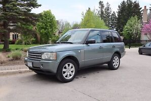 2006 Range Rover HSE - Rare Package