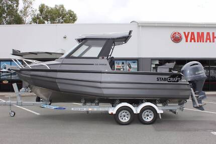 2017 Stabicraft 2100 Supercab + Yamaha 150hp 4-Stroke - NEW!!!