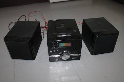 Thomson CD-R/RW MP3 Player Hi-Fi System AM/FM Radio iPod USB SD
