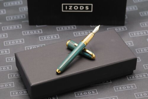 Cartier Louis Cartier Dandy Limited Edition Green Ebonite LE Fountain Pen