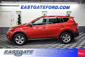 2015 Toyota RAV4 XLE-includes winter tires and wheels