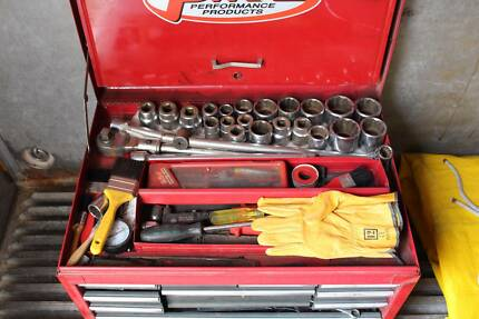 Complete heavy duty tool box, ideal for mechanic of fitter Forrestfield Kalamunda Area Preview