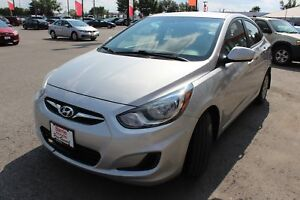 2014 Hyundai Accent Bluetooth, Voice Command, Heated Seats, M...