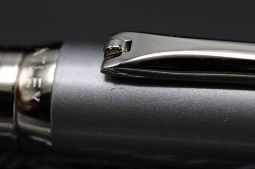 Tibaldi Bentley GT Silver Tempest Fountain Pen 4