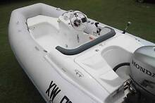 """INFLATABLE """"AS NEW"""" WALKER BAY MADE IN USA 75 HP HONDA 4 STROKE Noosa Heads Noosa Area Preview"""