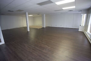 Ground Floor Retail or Office Space | Edge of Downtown | Parking