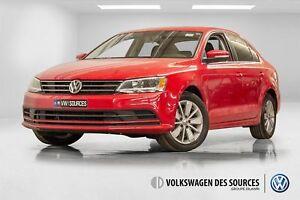 2016 Volkswagen Jetta 1.4 TSI Trendline+ APP CONNECT + CAMERA