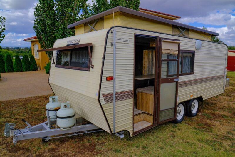 c398019f52 Pop Top Caravan Traveller 18 ft - Full Annex
