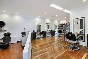 Boutique Hair Salon Fit Out for Sale Coorparoo Brisbane South East Preview