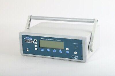 Xitron 2802 2 Channel Power Analyzer