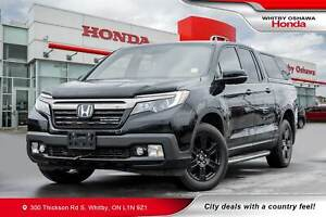 2017 Honda Ridgeline 125.2 in. WB Black Editiong AWD | Power Moo