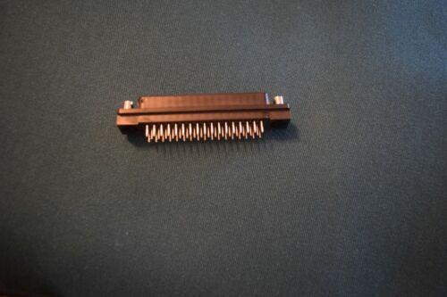 745080-6 Conn D-Sub Rcpt 50 position vert. slider