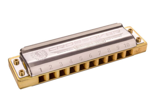 Harmonica Diatonic Hohner Crossover 2009/20 The - A New