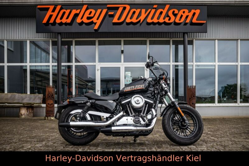 Harley-Davidson XL1200XS Forty-Eight Special - GROßER TANK -