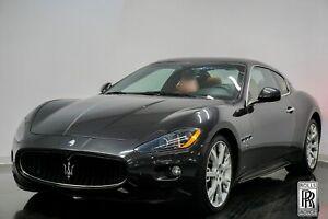 2009 Maserati GranTurismo S 4.7 MC SHIFT