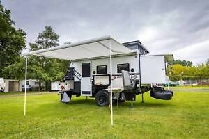 2019 Ezytrail Parkes 13 Off Road Caravan with AC