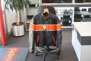 Ventcouvert Mens French Leather Jacket XL Nerang Gold Coast West Preview