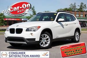 2014 BMW X1 xDrive28i AWD LEATHER PANO ROOF HTD SEATS LOADED