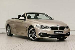 2015 BMW 4 Convertible Currimundi Caloundra Area Preview
