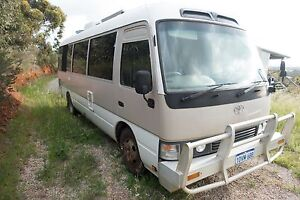 2000 Toyota Coaster Motorhome Cannington Canning Area Preview
