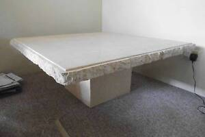 Marble Coffee Table Hornsby Hornsby Area Preview