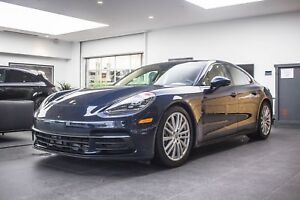 2017 Porsche Panamera 4 Air Suspension