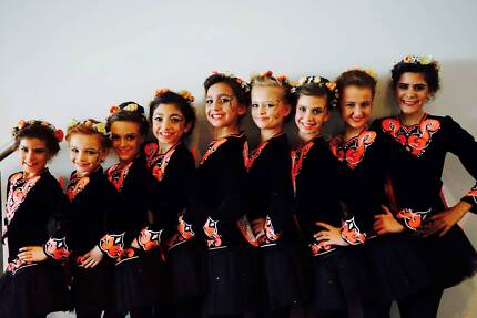 LIZ GREGORY IRISH DANCE ACADEMY!  FREE TRIAL CLASS!