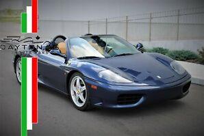 2004 Ferrari 360 Spider -