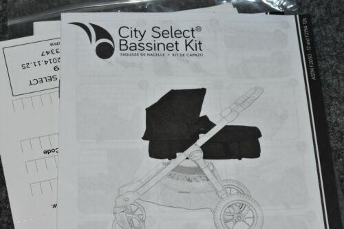 Baby Jogger City Select Bassinet Kit / Pram Kit ~ Teal ~ Fast Shipping -  AIZE