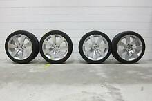 Holden VR Rims & Tyres 18 Inch VE Calais for VN-VP VR-VS & others Mulgrave Monash Area Preview