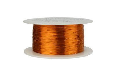 Temco Magnet Wire 30 Awg Gauge Enameled Copper 200c 8oz 1566ft Coil Winding