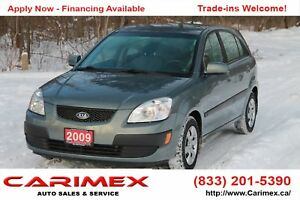 2009 Kia Rio5 EX LOW KMs | Heated Seats | Very Clean vehicle