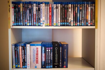 VARIOUS BLU RAY TITLES - MANY BRAND NEW, OTHERS LIKE NEW