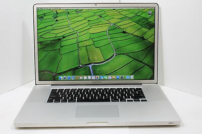 """Apple MacBook Pro A1297 2009 17"""" Core 2 Duo 2.8GHz 4GB 1TB HDD - *DEAL*"""