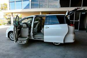 2012 Toyota Estima Premium Tarago mobility  with Only 20600 KM V6 Wetherill Park Fairfield Area Preview