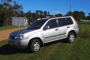 2007 Nissan X-trail Wagon Kingborough Area Preview