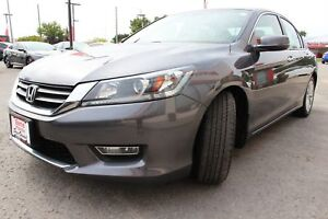 2013 Honda Accord EX-L Heated Front & Rear Seats, Sunroof, Bl...