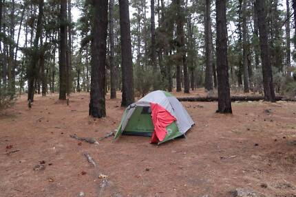 Tent for 3 persons & One touch tent !!!! | Camping u0026 Hiking | Gumtree Australia Perth ...