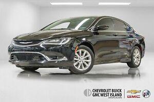 2015 Chrysler 200 C ** CUIR** ÉCRAN TACTILE DE 8,4 PO **