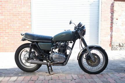 Yamaha xs650 in adelaide region sa cars vehicles gumtree xs650 1977 yamaha cafe racer fandeluxe Gallery
