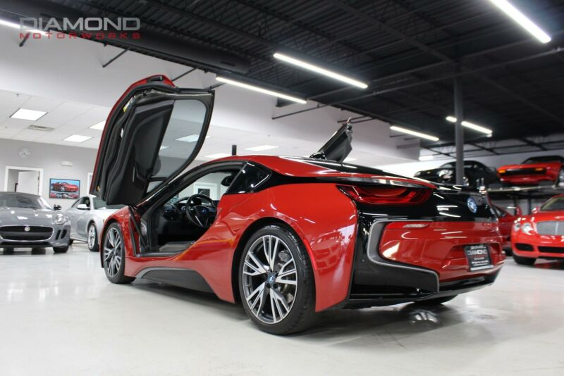 Image 7 Voiture American used BMW i8 2017