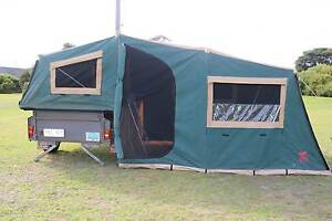 Liberty Campers Mount Gambier Grant Area Preview