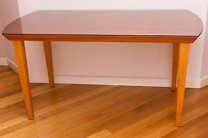 Dining or Study Table w/ Glass Top Manly West Brisbane South East Preview