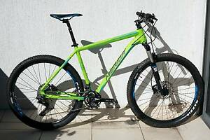 "2016 MERIDA Big Seven XT-Edition MTB Mountain Bike Hardtail 27.5"" Jamisontown Penrith Area Preview"