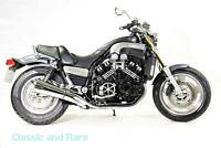 Yamaha VMAX 1200 Low mileage example