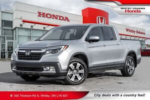 2018 Honda Ridgeline 125.2 in. WB Touring AWD