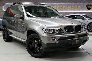 2006 BMW X5 Wagon Wetherill Park Fairfield Area Preview