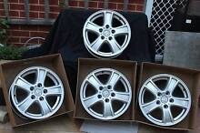 """Holden Commodore Alloy wheels 16"""" x 7"""" VX, VT, VY, VZ, VS, VR Camberwell Boroondara Area Preview"""