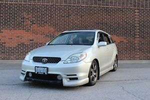 2004 Toyota Matrix XRS-SAFETY AND ETESTED