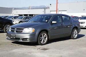 2013 Dodge Avenger SXT - ALLOY WHEELS, SUNROOF, LEATHER!